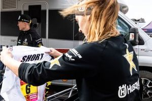 Эндрю Шорт, Rockstar Energy Husqvarna Factory Racing