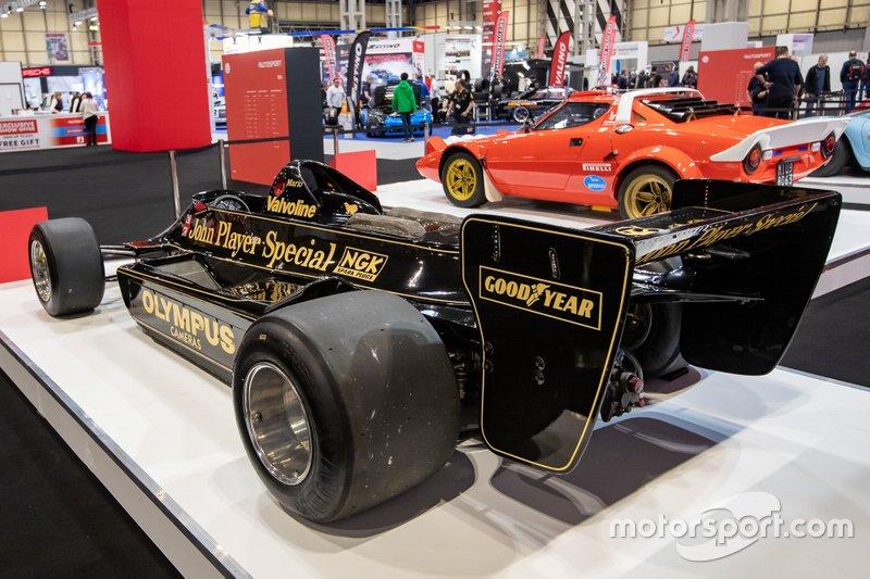Un Lotus F1