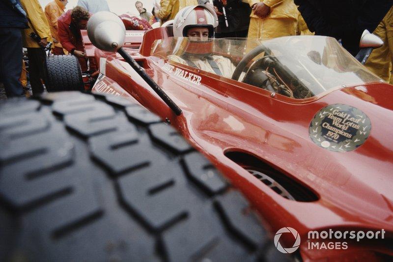 Zandvoort 1971: De Australische F1-debutant Dave Walker