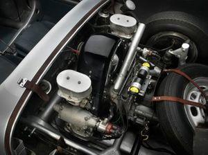 Moteur de la Porsche 550 Spyder 1955