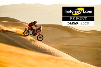 Copertina Report Dakar 2020