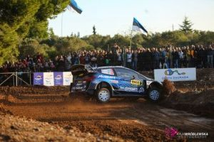 Teemu Suninen, Jarmo Lehtinen, Ford Fiesta WRC