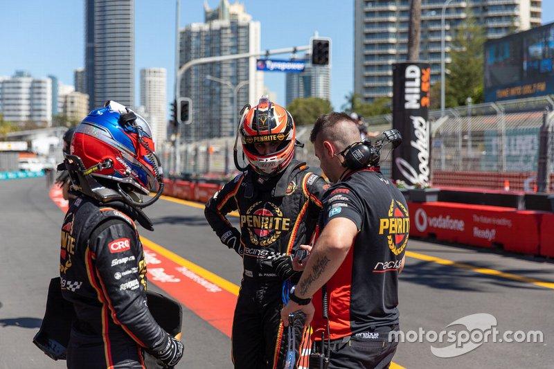 Anton De Pasquale, Will Brown, Erebus Motorsport Holden
