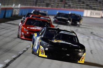 Ronnie Bassett Jr., DGM Racing, Chevrolet Camaro Down Syndrome Awareness / Bassett Gutters and More