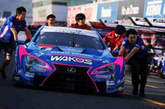 #6 Team LeMans Lexus LC500: Kenta Yamashita, Kazuya Oshima