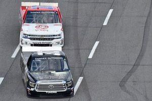 Danny Bohn, On Point Motorsports, Toyota Tundra BMLG/Brantley Gilbert, Austin Wayne Self, AM Racing, Chevrolet Silverado GO TEXAN