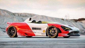 McLaren 720 Speedster