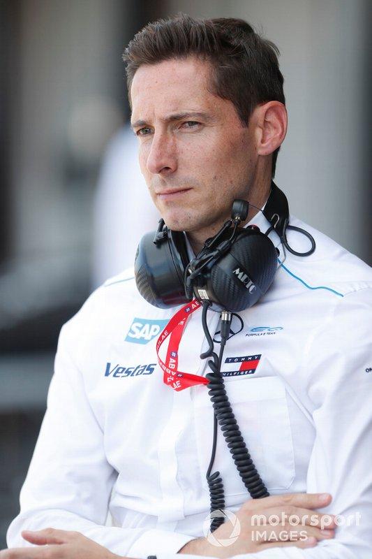 Ian James, Team Principal, Mercedes Benz EQ