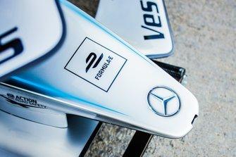 Mercedes Benz EQ Formula, EQ Silver Arrow 01