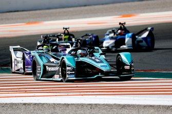 James Calado, Jaguar Racing, Jaguar I-Type 4, Alexander Sims, BMW I Andretti Motorsports, BMW iFE.20