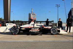 Josef Newgarden, Team Penske-Chevrolet
