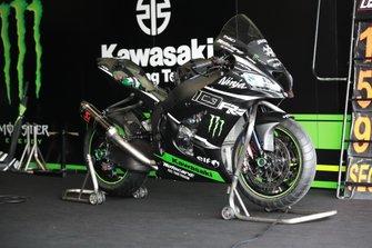 Bike of Alex Lowes, Kawasaki Racing Team