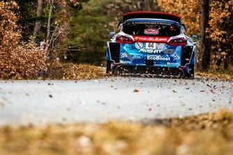 Gus Greensmith, Elliot Edmondson, M-Sport Ford WRT Ford Fiesta WRC