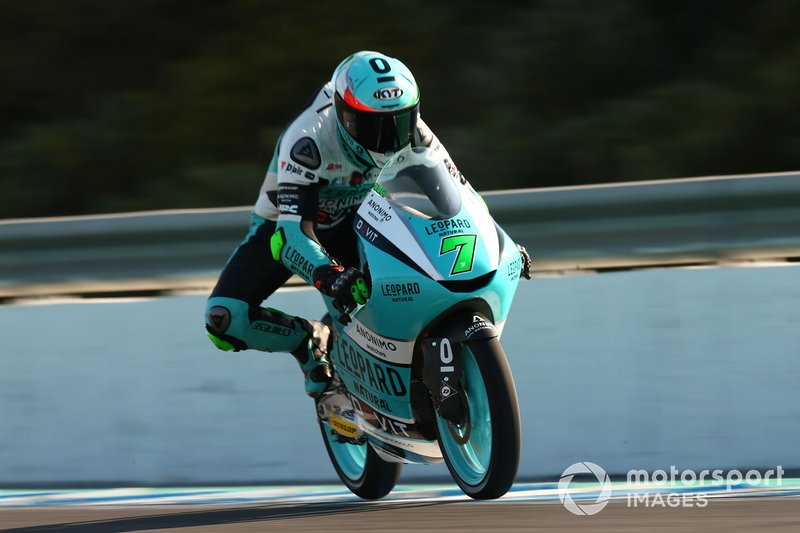 #7 Dennis Foggia, Leopard Racing
