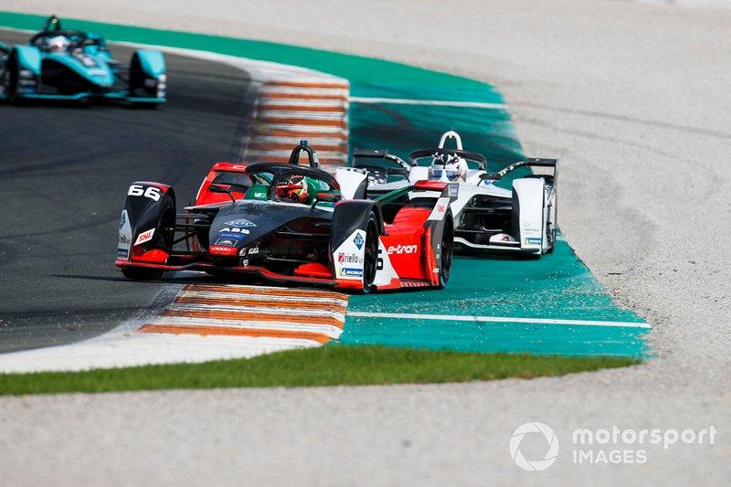 Daniel Abt, Audi Sport ABT Schaeffler, Audi e-tron FE06 Edoardo Mortara, Venturi, EQ Silver Arrow 01