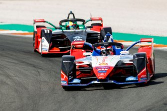 Jérôme d'Ambrosio, Mahindra Racing, M6Electro Lucas Di Grassi, Audi Sport ABT Schaeffler, Audi e-tron FE06