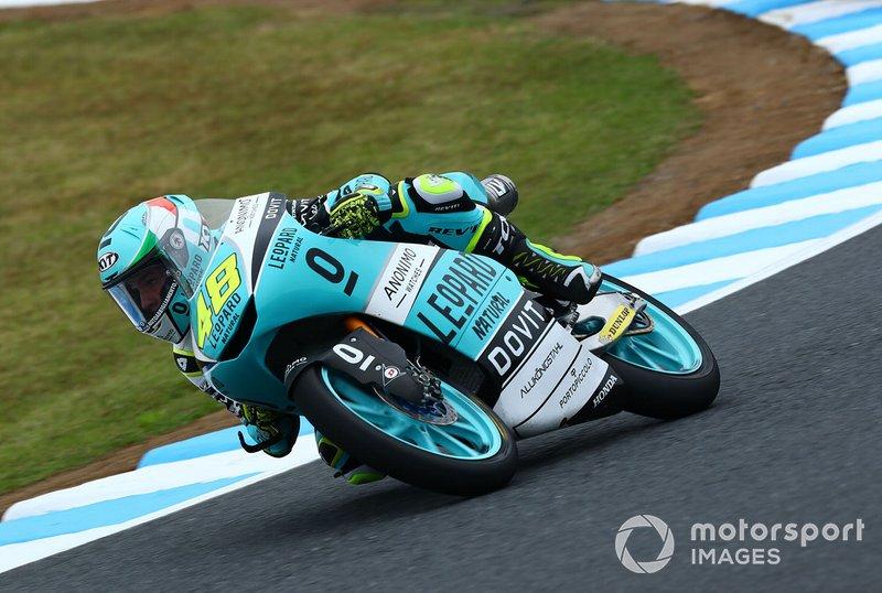 Lorenzo Dalla Porta, Leopard Racing, Moto3