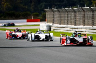 Daniel Abt, Audi Sport ABT Schaeffler, Audi e-tron FE06 Edoardo Mortara, Venturi, EQ Silver Arrow 01, Pascal Wehrlein, Mahindra Racing, M6Electro