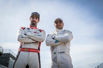 Brazilian Lucas Di Grassi, Audi Sport ABT Schaeffler, Felipe Massa, Venturi