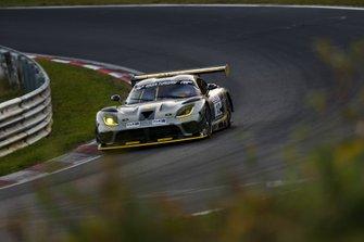 #13 Team Zakspeed Dodge Viper GT3-R: Daniel Keilwitz, Hendrik Still