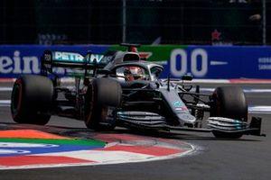 Louis Hamilton, Mercedes AMG F1 W10