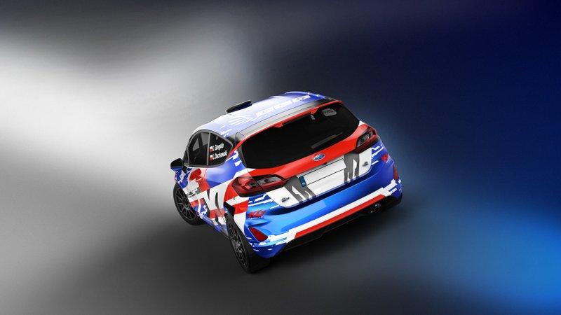 Kuba Greguła, Grzegorz Dachowski, Ford Fiesta R2