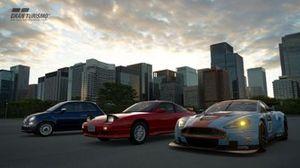 Actualización 1.56 de Gran Turismo