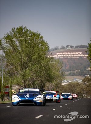 Эндрю Уотсон, Оливье Харт и Роман де Анджелис, Garage 59, Aston Martin Vantage AMR GT3 (№159)