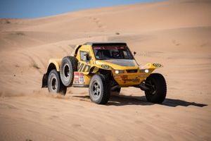 Remy Vauthier, Gerard Dubuy, Optimus, MD Rallye Sport