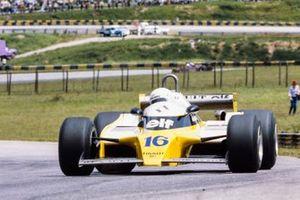 René Arnoux, Renault