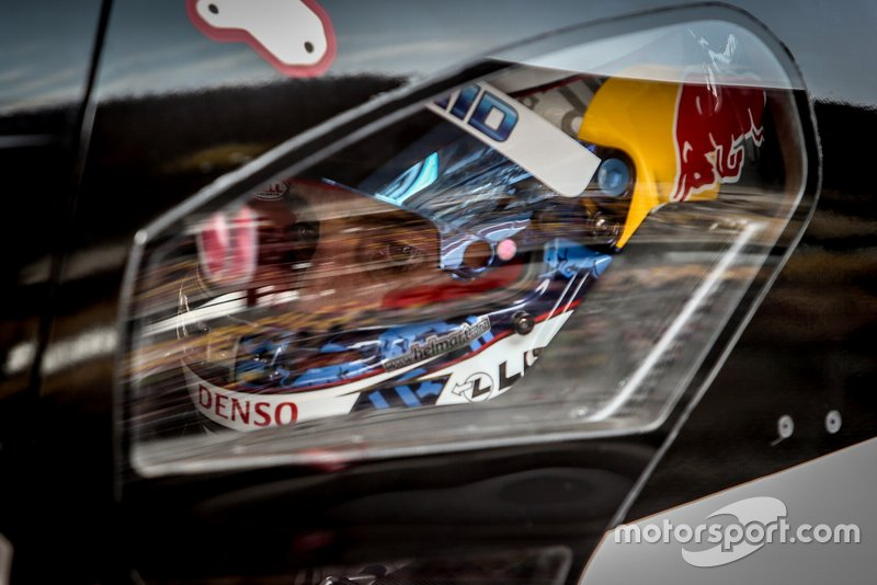 #8 Toyota Gazoo Racing Toyota TS050 - Hybrid: Sébastien Buemi