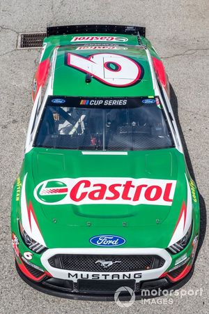 Ross Chastain, Roush Fenway Racing, Ford Mustang Castrol