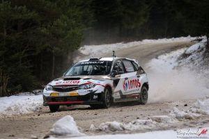 Kajetan Kajetanowicz, Subaru Impreza