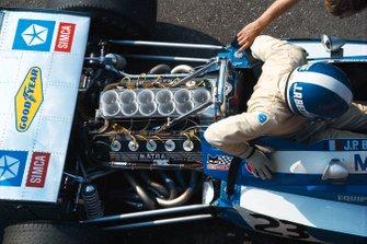 Jean-Pierre Beltoise, Matra MS120, al GP d'Olanda del 1970
