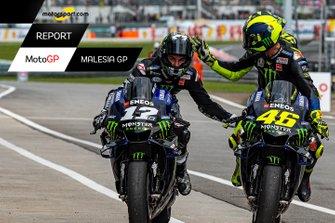 Copertina report GP della Malesia