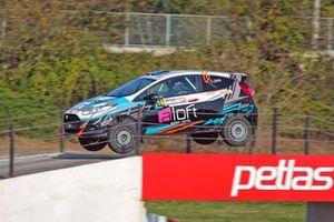 Çağlayan Çelik, Ford Fiesta R2T