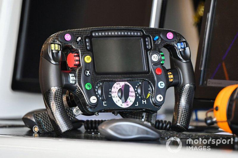 McLaren MCL35 Wheel