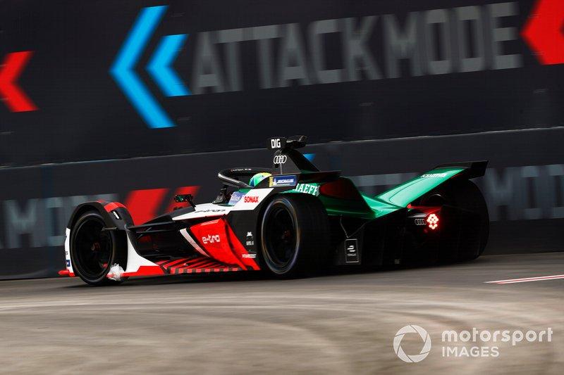 Um dos dois representantes brasileiros da atualidade, di Grassi pilota pela Audi