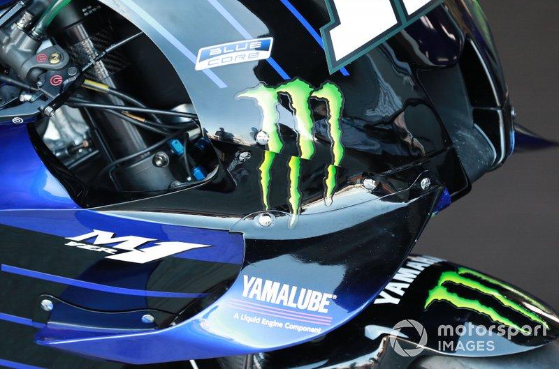 Moto di Maverick Vinales, Yamaha Factory Racing