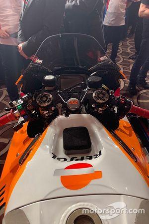 Moto de Jorge Lorenzo, Repsol Honda Team