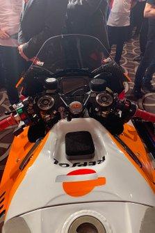 Bike of Jorge Lorenzo, Repsol Honda Team