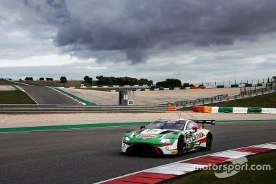 R-Motorsport, Test all'Algarve