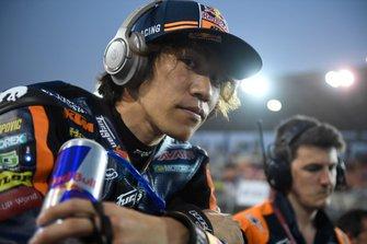 Tetsuta Nagashima, Red Bull KTM Ajo