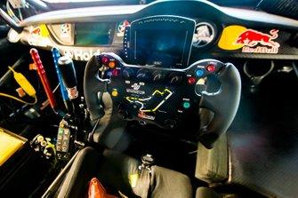 Triple Eight Race Engineering Holden steering wheel