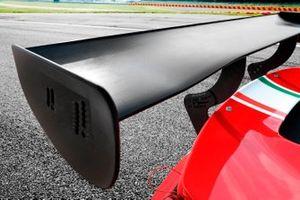 Ferrari 488 GT3 2020, detail