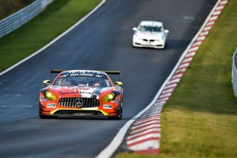 #2 Team GetSpeed Performance Mercedes-AMG GT3: Philip Ellis, Dominik Baumann