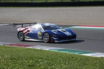 #308 Ferrari 488 Challenge, Wide World Ferrari: Mike Davies