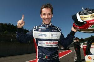 Ganador de la pole #22 United Autosports Ligier JSP217 Gibson: Filipe Albuquerque