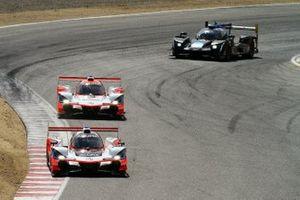 #7 Acura Team Penske Acura DPi, DPi: Helio Castroneves, Ricky Taylor#6 Acura Team Penske Acura DPi, DPi: Juan Pablo Montoya, Dane Cameron