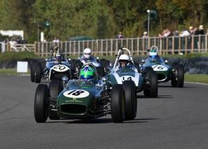 Richmond and Gordon Trophies Sam Wilson Lotus 18 Gary Pearson Cooper T53 Nick Padmore Lotus 16